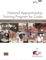 Cover of National Apprenticeship Training Program Resource for Cooks