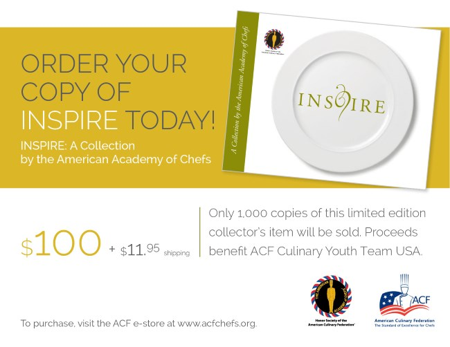 Pre-order your copy of Inspire today!