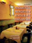 Buy Fundamental Principles of Restaurant Cost Control