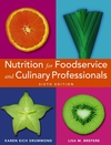 Buy Nutrition for Foodservice and Culinary Professionals