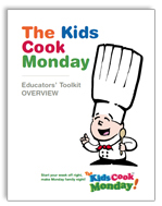 The Kids Cook Monday