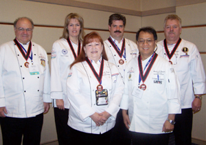 ACF President's Medallions Award 