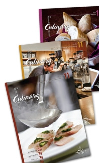 The National Culinary Review covers