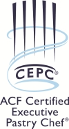 ACF Certified Executive Pastry Chef