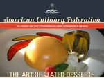 Cover of The Art of Plated Desserts