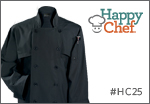 CookCool chef's coat