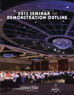 2013 Seminar and Demonstration Outline cover