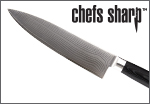 Chefs Sharp knife