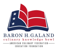 Baron H. Galand Culinary Knowledge Bowl