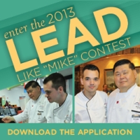 Enter the 2013 Lead Like 'Mike' Contest - download the application