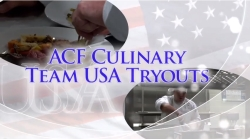 ACF Culinary Team USA Tryouts