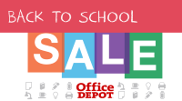 Office Depot Back to School Sale