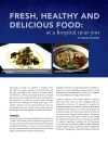 Fresh, Healthy and Delicious Food:  At a Hospital Near You [PDF]