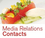 Media Relations Contacts