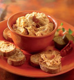 Horseradish/Cheddar Beer-Cheese Spread