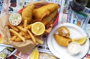Wisconsin-style Fish Fry