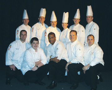 Photo of ACF National Culinary Team USA and ACF Regional Culinary 