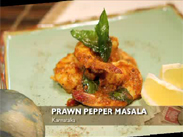 Prawn Pepper Masala
