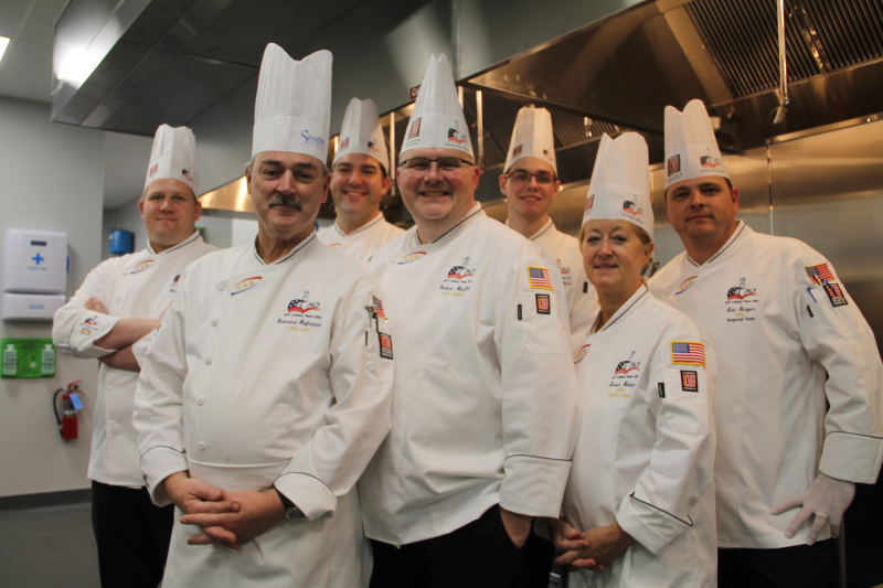 2020 Culinary Regional Team USA