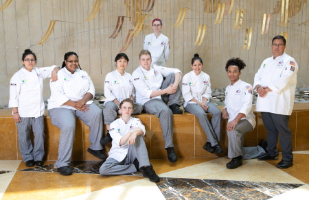 2020 ACF Culinary Youth Team USA