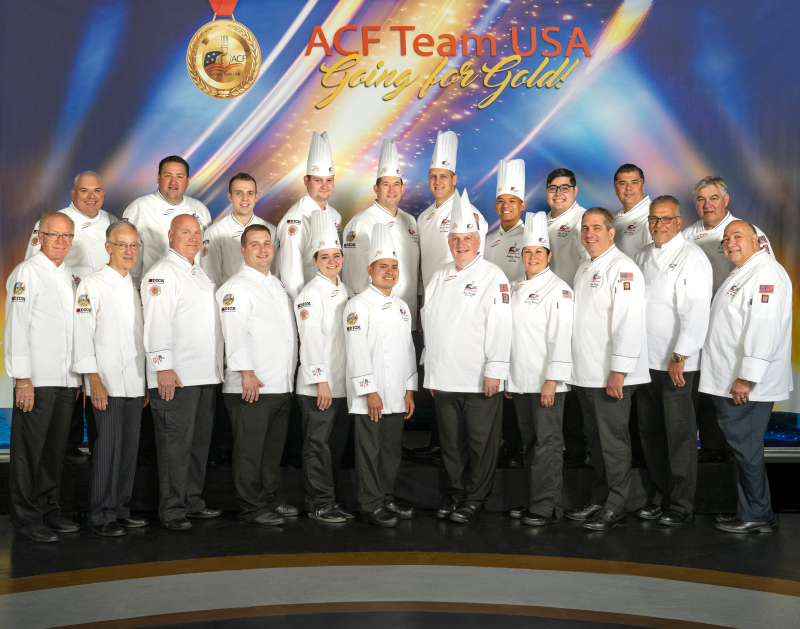 2020 ACF Culinary Team USA