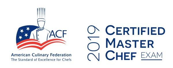 2019 Certified Master Chef Exam