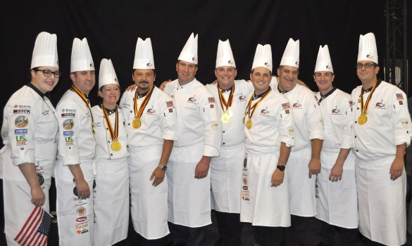 2016 Culinary National Team USA