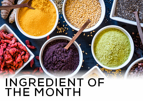 Ingredient of the Month