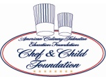 Chef & Child Foundation Logo