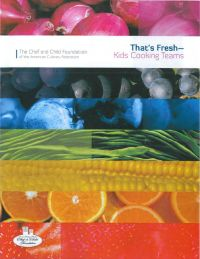 That's Fresh - Kids Cooking Teams [PDF]