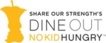 Share Our Strength's Dine Out For No Kid 