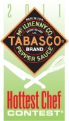 Tabasco Hottest Chef Contest