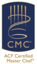 ACF Certified Master Chef Logo