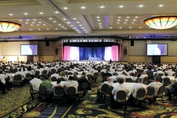 Banquet room used for general 