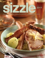 Cover of Sizzle winter issue