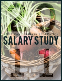 2011 American Culinary Federation Salary Study