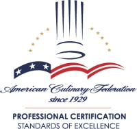 American Culinary Federation Professional Certification