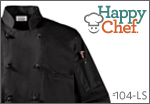 Happy Chef chef's coat
