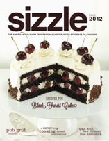 Sizzle cover