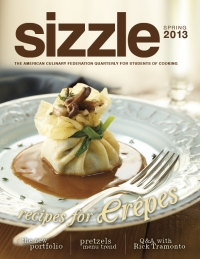 Cover of Sizzle magazine
