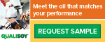 Qualisoy:  meet the oil that matches your performance; request sample