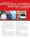 Cooking at the Sochi 2014 Olympic Winter Games is All in the Planning [PDF]