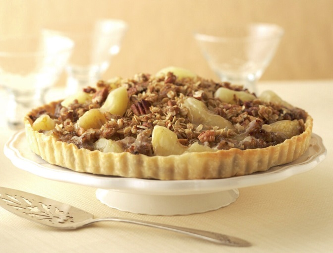 Maple Sausage/Apple/Sweet Onion Brunch Tart