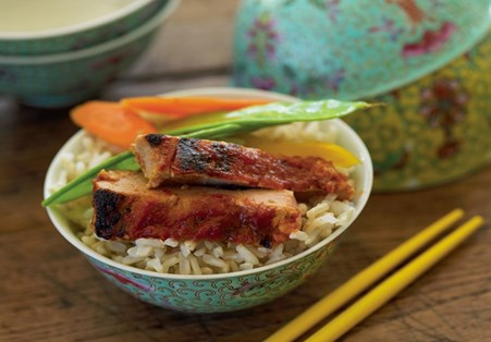 Asian Pear BBQ Pork