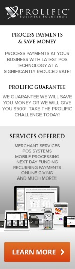 Prolific Business Solutions - process payments & save money