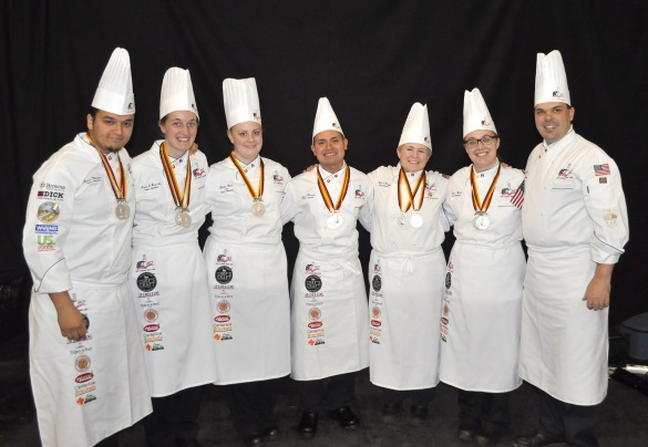 2016 Culinary Youth Team USA